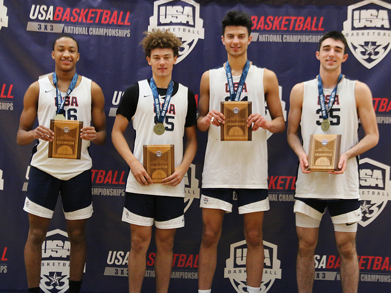 2019 Gold Medalists Attack