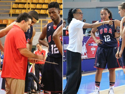 2015 USA Basketball National Coach Of The Year