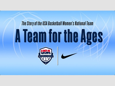 A team for the ages title card
