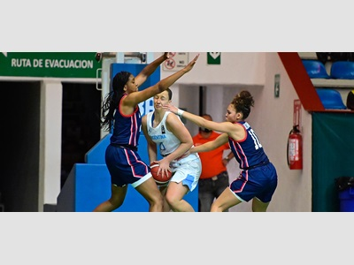 USA Basketball Women's U16 National Team utilized its defense against Argentina for a 115-36 victory.