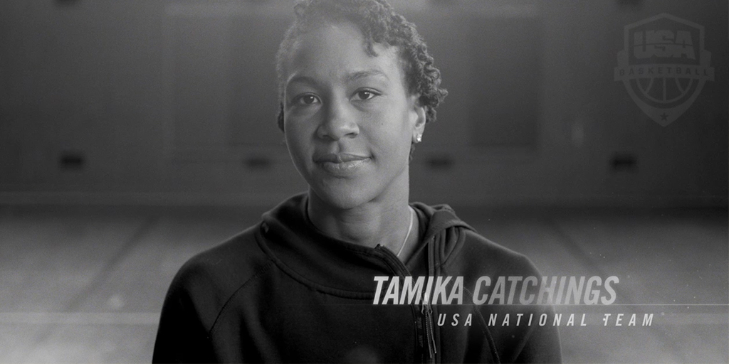 Tamika Catchings commercial