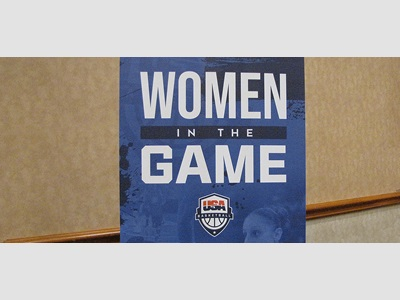USA Basketball Women in the Game Conference