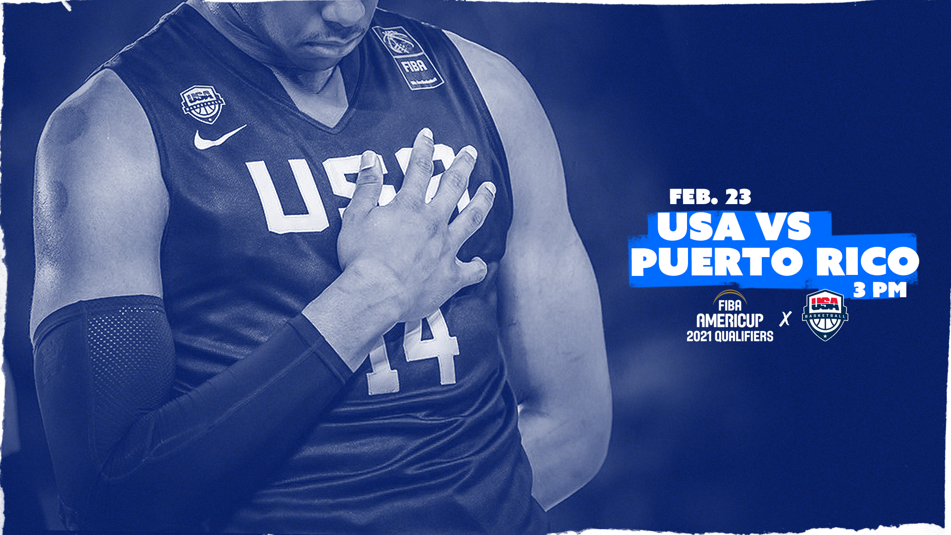 AmeriCup Qualifying Tickets Feb 23