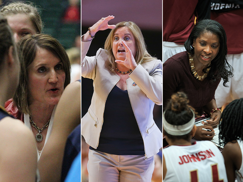 2016 USA Women's U18 Coaches