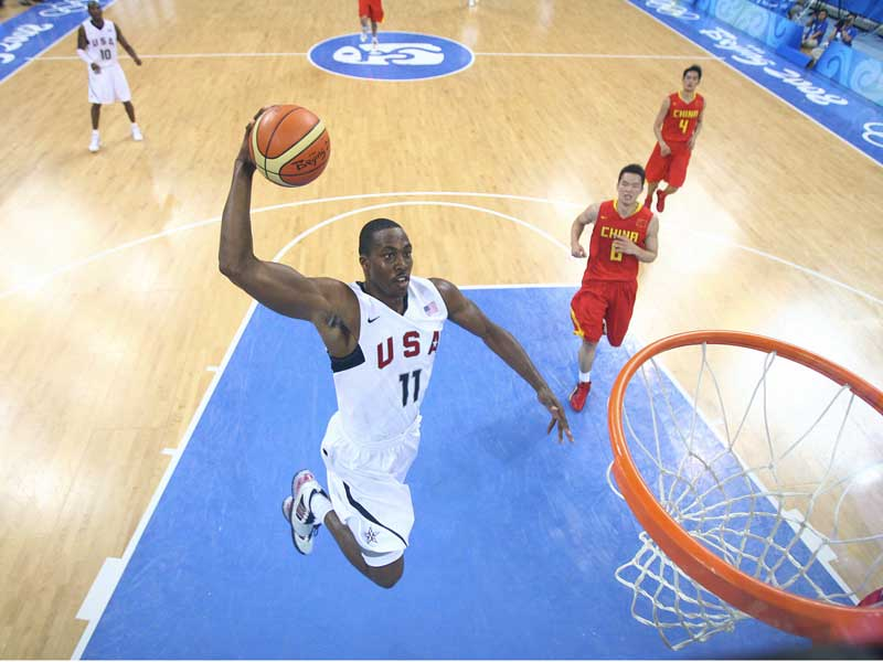 USA Basketball - The Science Behind Your Vertical Leap