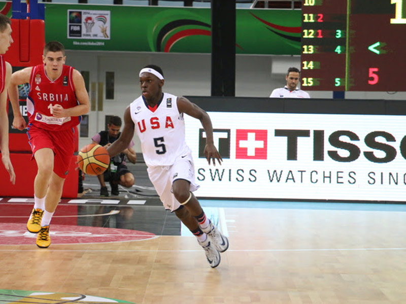 USA Basketball - USA U17 Men Surge Past Serbia In Second Half, Advance To Gold-Medal Game With ...