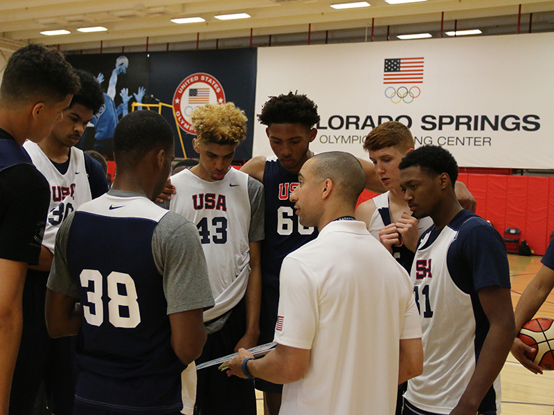2016 USA Men's U16 National Team