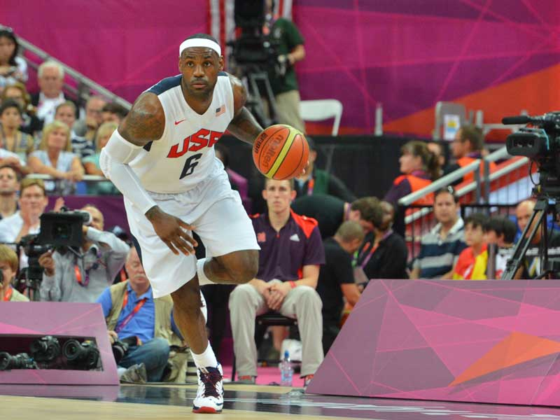 USA Basketball - The Ultimate Guide to Playing Small Forward
