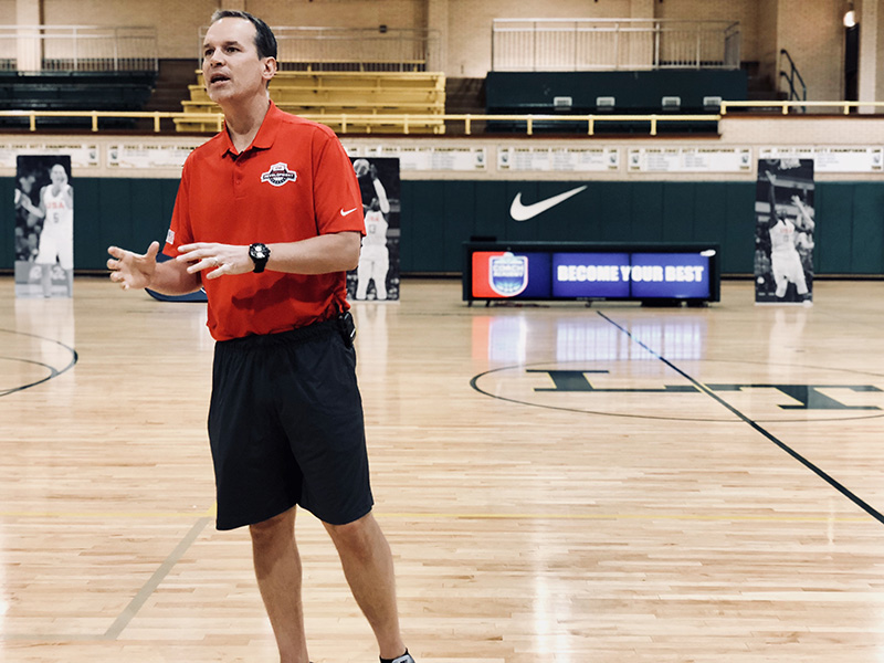 1de38b9ece9c USA Basketball Chicago Coach Academy Offers an Education for Coaches at All  Levels