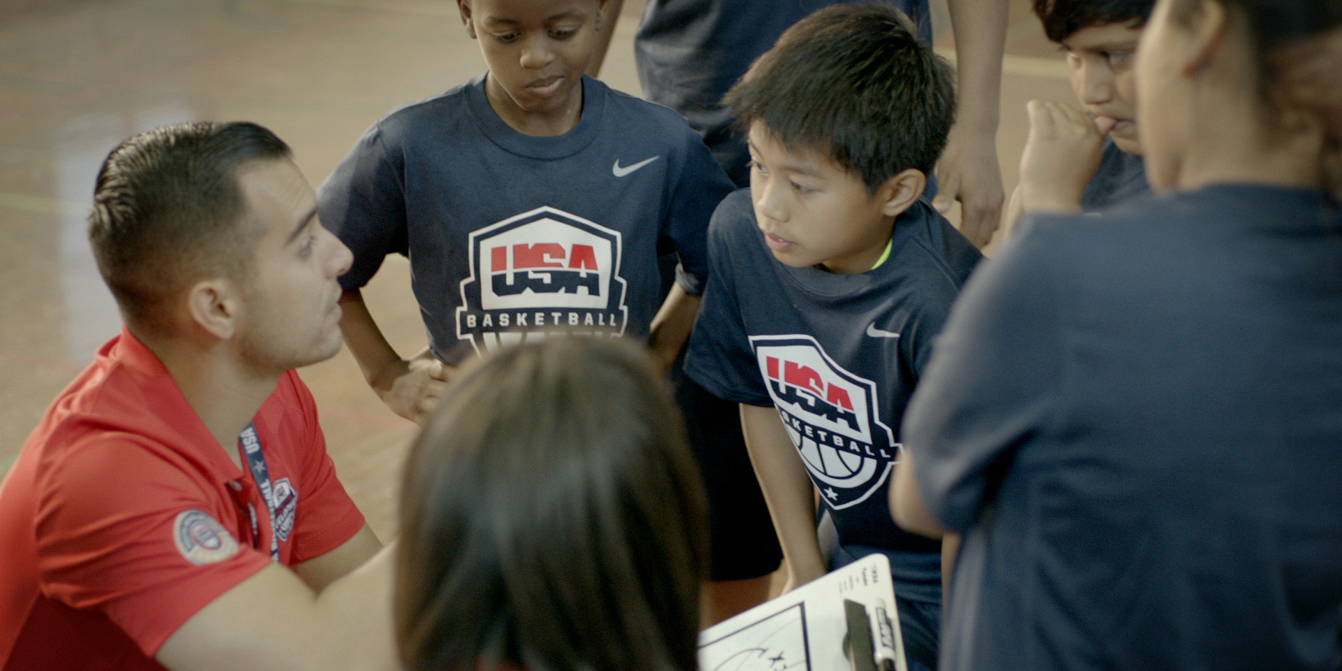 USA Basketball Youth Development Commercial