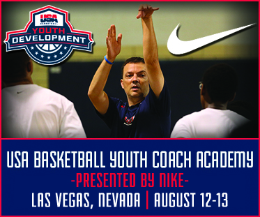 Youth Coach Academy presented by NIKE.