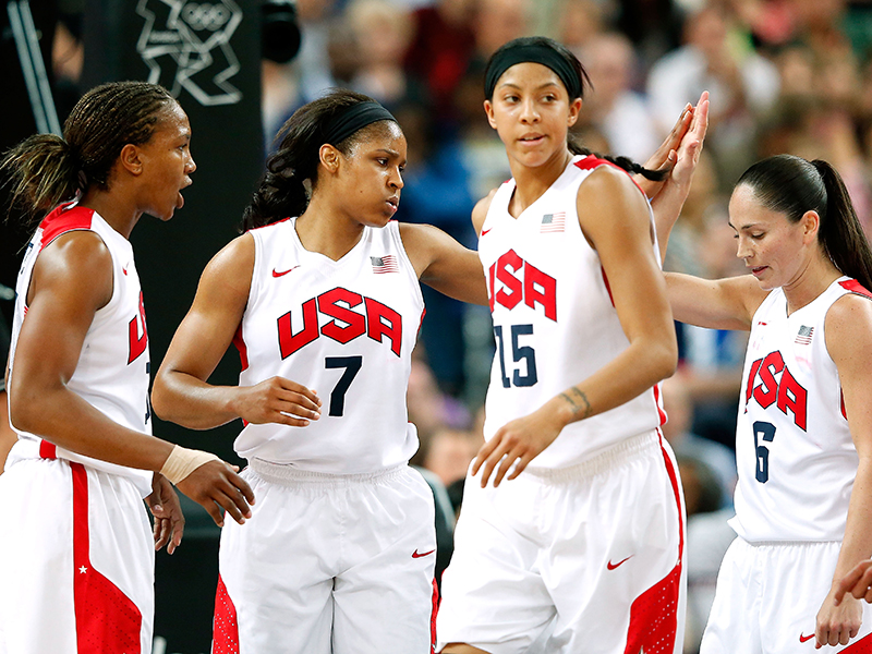 USA Basketball Women's National Team