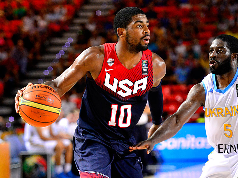 USA Basketball - The Crossover Dribble
