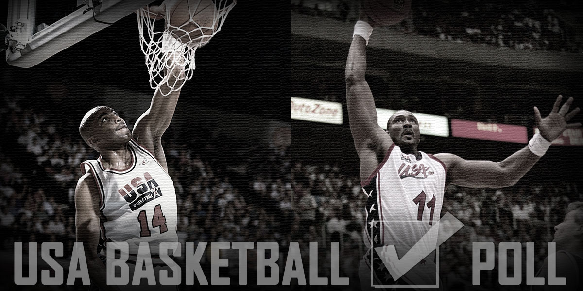 Charles Barkley vs Karl Malone Poll