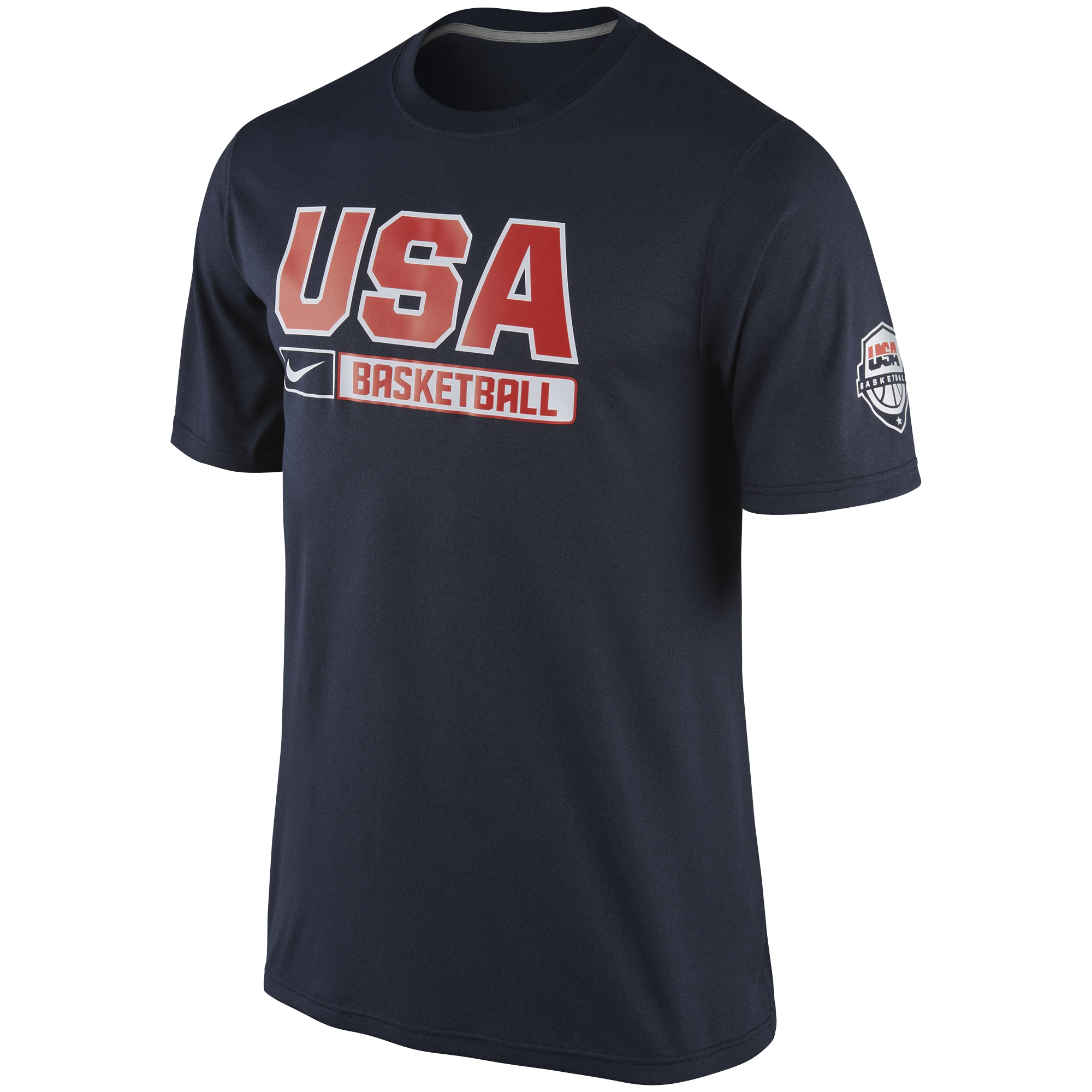 USAB Navy Shirt Home Page