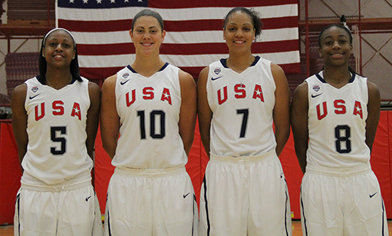 2014 3x3 Women's World Championship Team