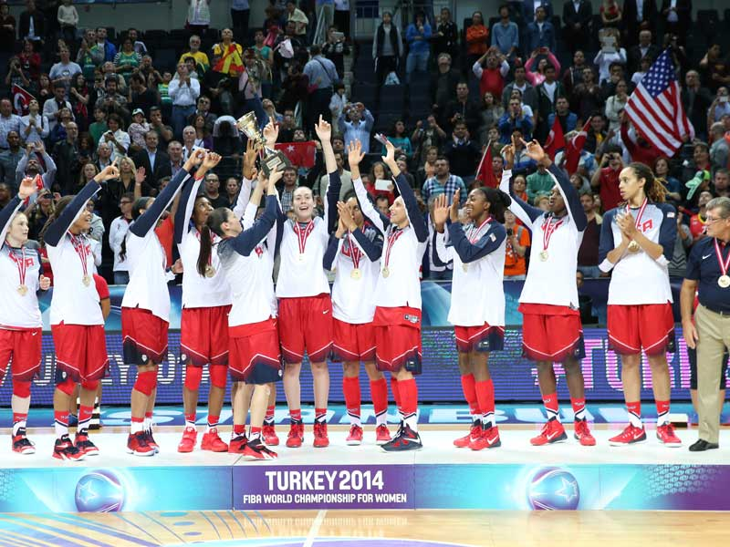 2ddddb74d Undefeated USA Claims FIBA World Championship Gold With 77-64 Win Over Spain