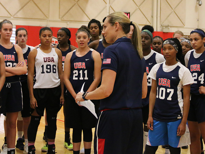 969b3fb2f14 2018 USA Basketball Women s U17 World Cup Team Trials Expected to Feature  172 Athletes