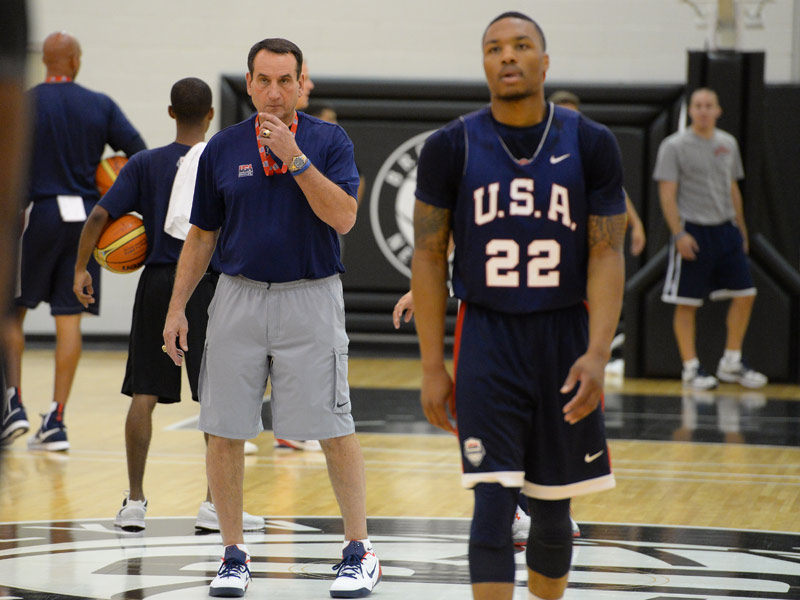 Usa Basketball Additional Quotes Men S National Team Day