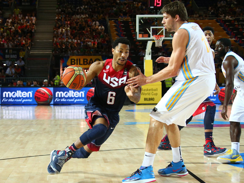 USA Basketball - The Definitive 6-Week Guard Workout