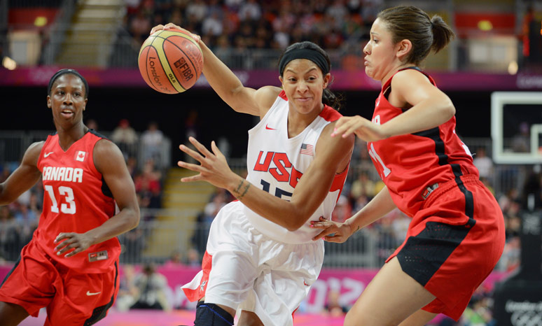 Before They Made It Candace Parker 1af538bdfb