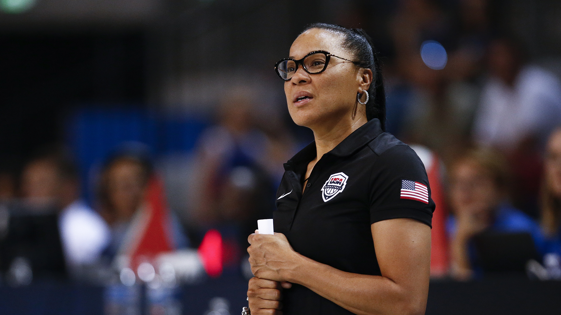 picture Dawn Staley, 3x Olympic champion