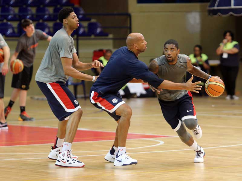 USA Basketball - How to Improve Your Court Speed