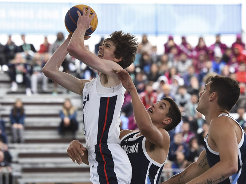 Bueckers Reaches Shoot-Out Finals 1eb5fd0cae