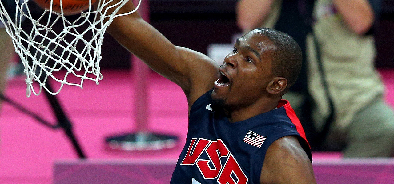 940282dcd94 USA Basketball - Kevin Durant