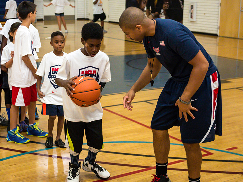 Get better at basketball camp! Offering boys and girls youth summer basketball camps. Improve your skills and have Serious Fun at Nike Sports Camps.