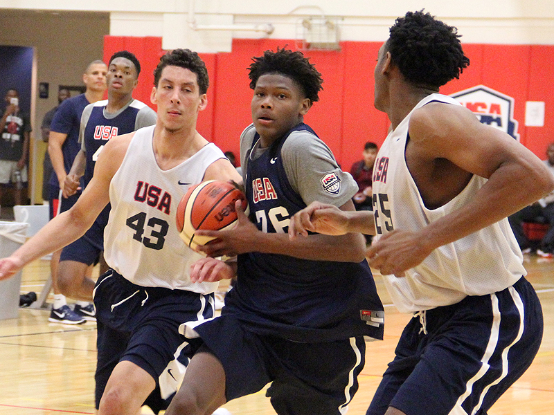 7419efcd4 18 Players Identified As Finalists For 2016 USA Men's U17 World Championship  Team