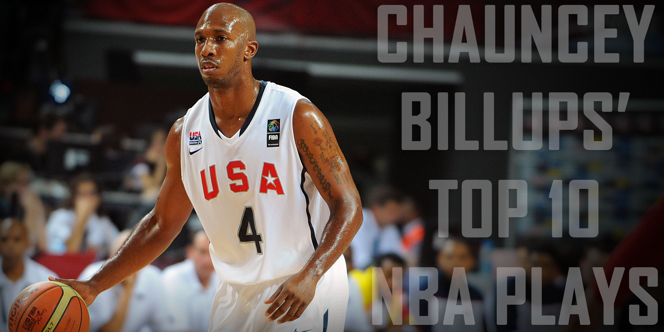 Chauncey Billups Top 10 NBA Plays