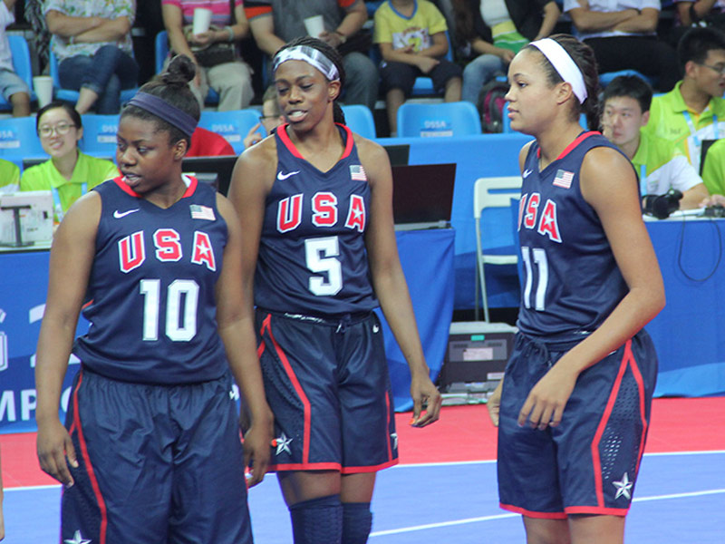 2014 Women's Youth Olympics Team