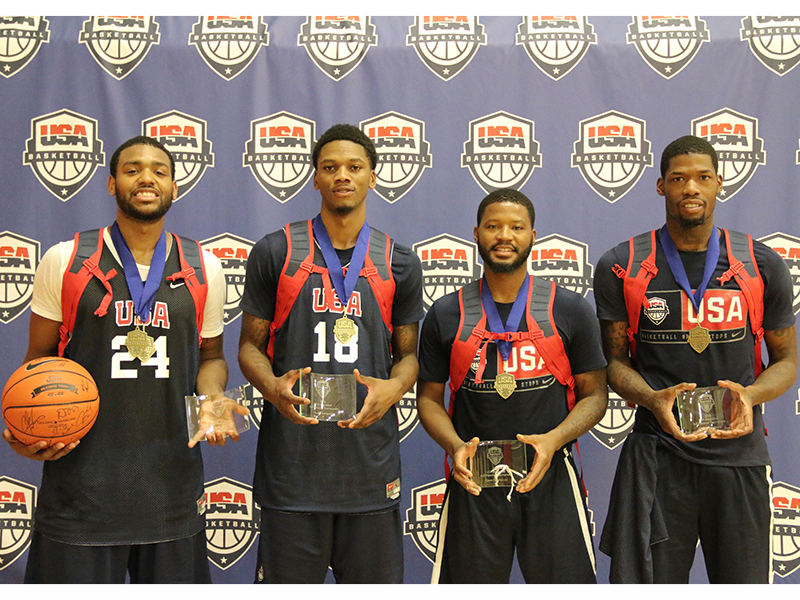3Ball Chicago Premier - Men's 3x3 National Tournament Gold Medalists