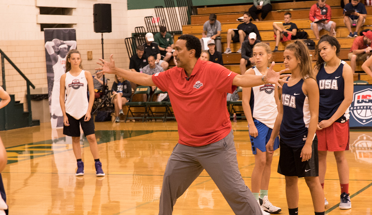 Usa Basketball Process For Becoming A Licensed Coach