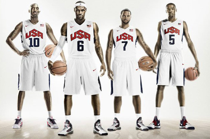2012 USA Men's National Team