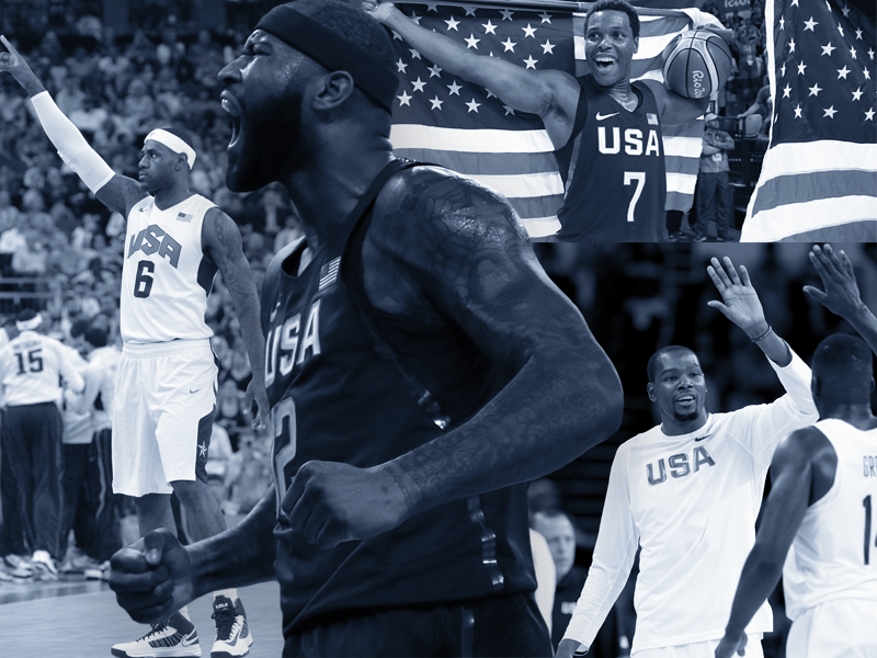 3213ee0c7d4 USA Basketball Announces 35 Player Roster For 2018-20 Men s National Team