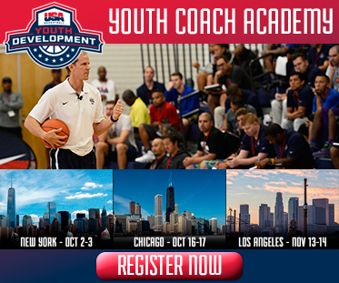 Youth Coach Academy Promo
