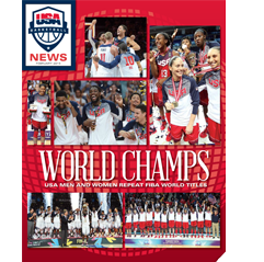 2015 USA Basketball Digital Magazine