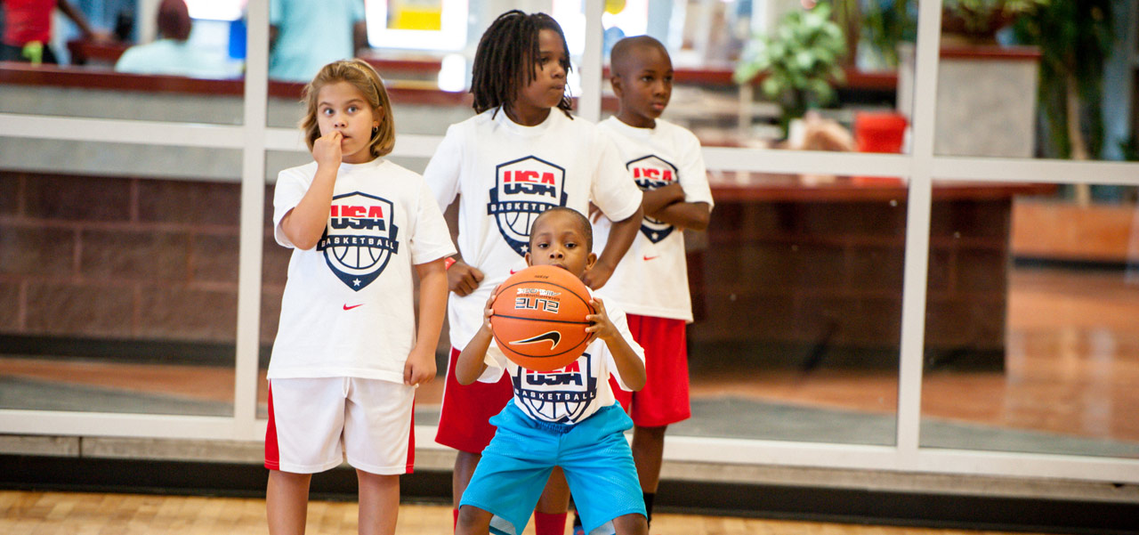 Guide to Youth Basketball