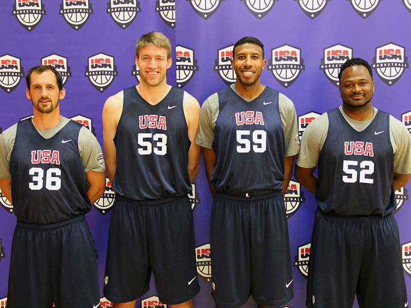 2015 USA Basketball 3x3 Men's National Tournament - Team Photos
