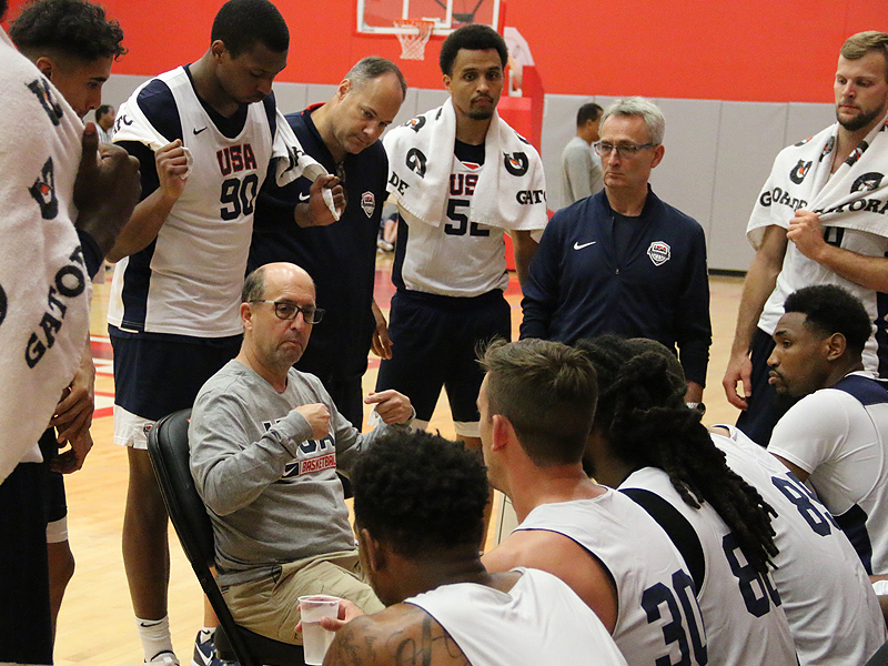 USA Men's World Cup Qualifying Team Roster Announced