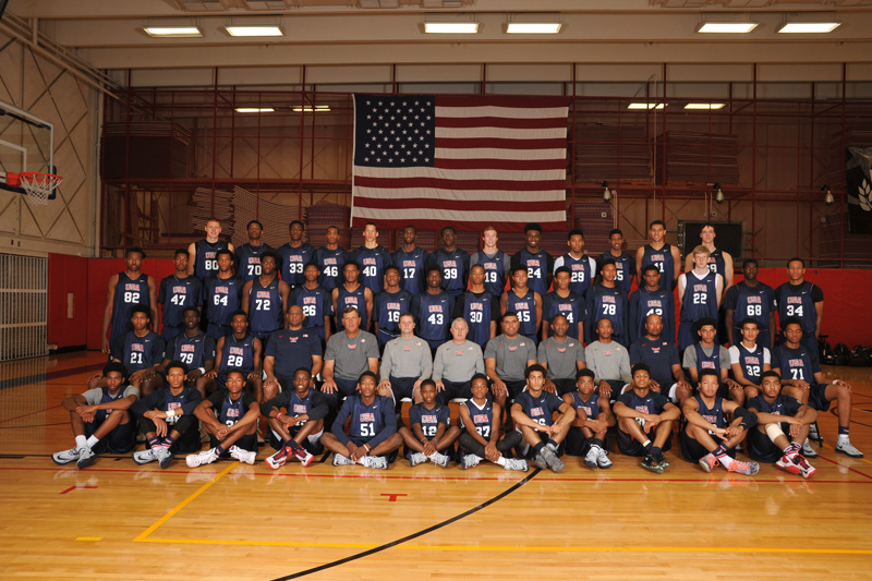 2014 Junior National Team Minicamp