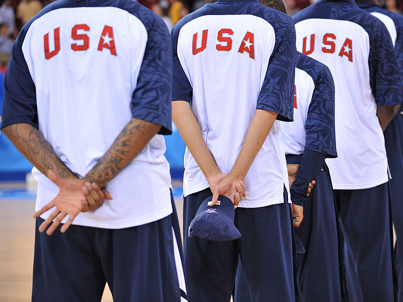 Basketball Team Quotes | Additional Quotes 2016 U S Olympic Mens Basketball Team Announced