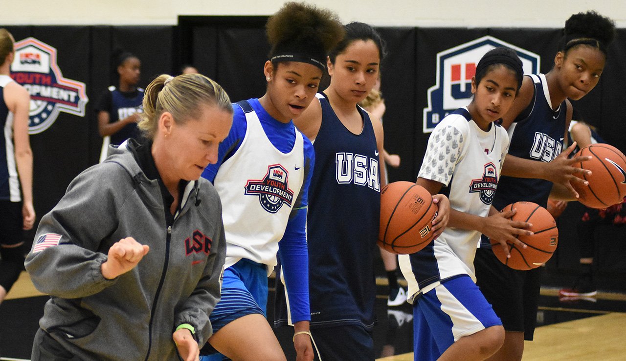 How to Become a Better Youth Basketball Player
