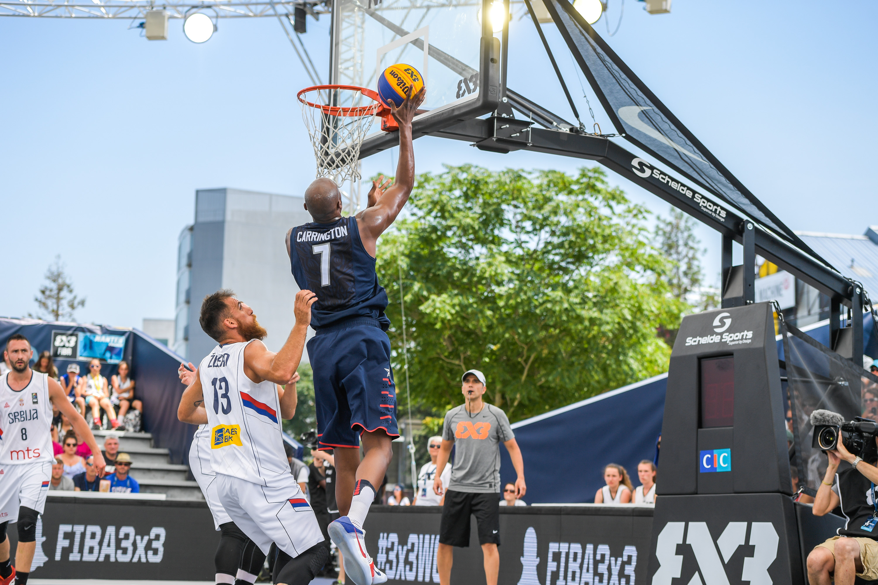 Rosters Finalized Ahead of Red Bull USA Basketball 3x3 Nationals