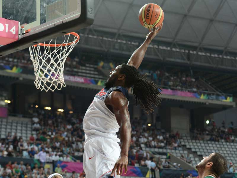 USA Basketball - The Ultimate Guide to Playing Power Forward
