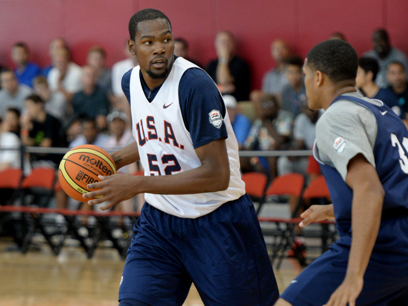 Kevin Durant Withdraws From The 2014 USA Basketball Men s National Team 6a6a346cd