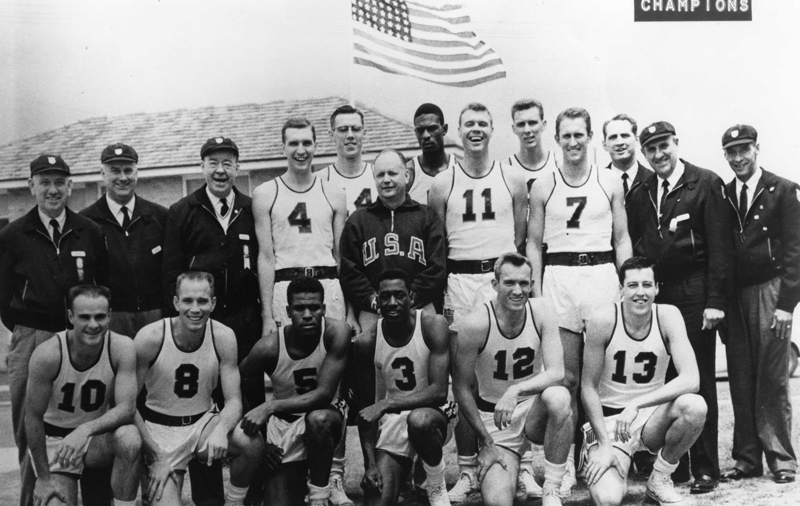 1956 U.S. Olympic Men's Basketball Team