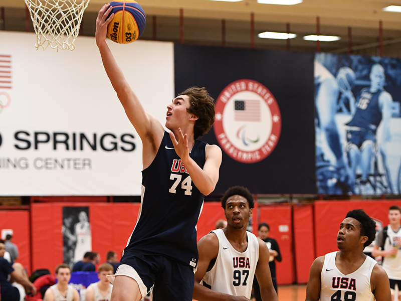 Carson McCorkle (Greensboro Day School/Greensboro, NC)